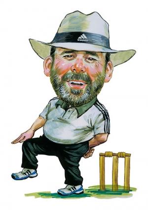 Cricket-Umpire-Caricature