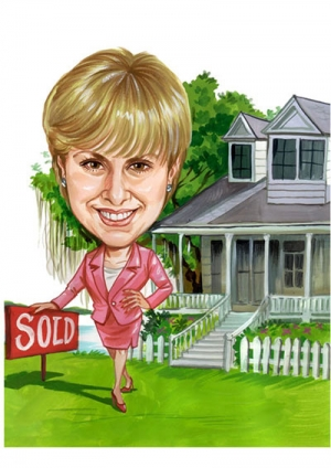 Realestate-Agent-Caricature-2