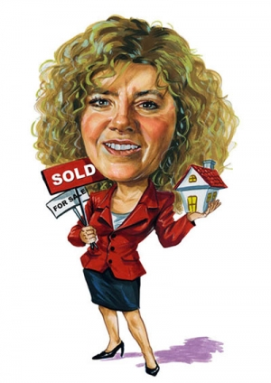 Realestate-Agent-Caricature-4