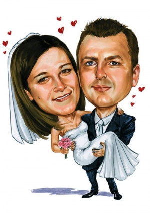 Wedding-Caricature-3